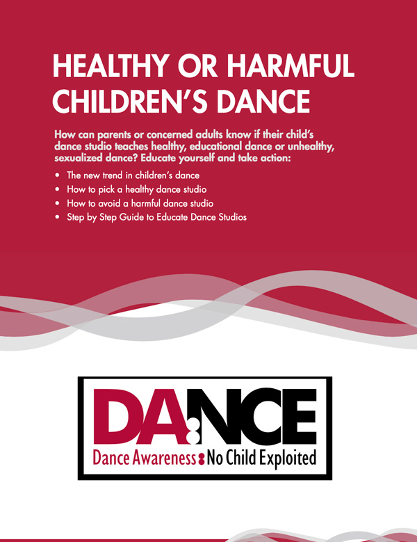 Healthy or Harmful dance ebook